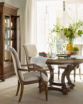 Hooker Furniture CECILE PEDASTAL DINING TABLE