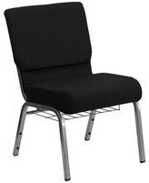 Church's Chair Offex Seat Finish: Black