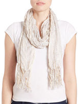 Collection 18 Striped Slimmy Scarf