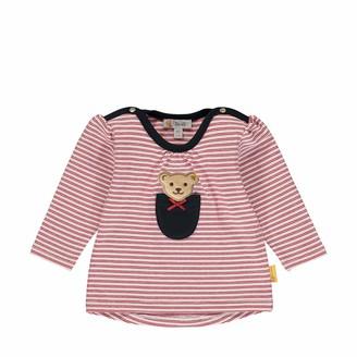 Steiff Baby_Girl's Langarm Longsleeve T-Shirt