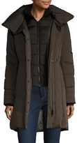 Soia & Kyo Alsia Cotton Hooded Coat