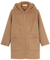 Gerard Darel Groseille Coat, Cafe