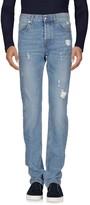 McQ Denim pants - Item 42608624