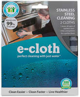 E-cloth Stainless Steel Pack