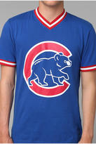Urban Outfitters Chicago Cubs V-Neck Tee