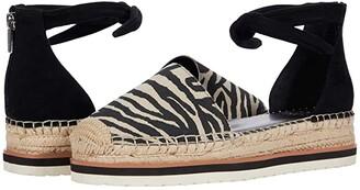 Vince Camuto Binadee (Grit/Black) Women's Sandals