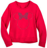 Disney Minnie Mouse Rhinestone Top for Women