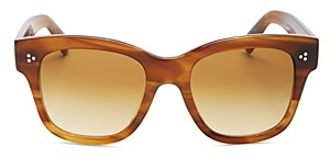 Oliver Peoples Women's Melery Square Sunglasses, 54mm