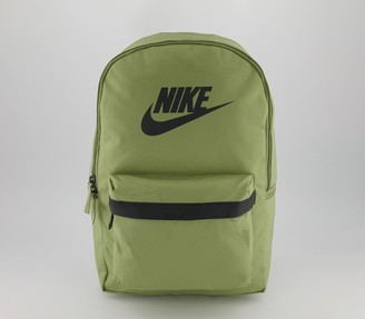 Nike Heritage Backpack 2.0 Dusty Olive Dark Smoke Grey