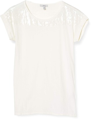 Mavi Jeans Women's Sequin TOP T-Shirt