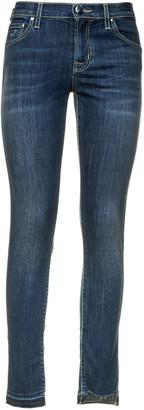 Jacob Cohen Blue Skiny Jeans
