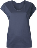 ASTRAET scoop neck T-shirt - women - Cotton - One Size