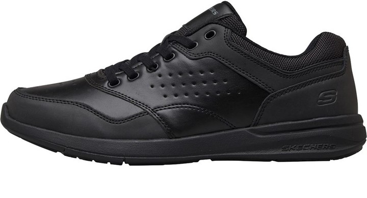 Skechers Men's Relaxed Fit Shoe ShopStyle UK
