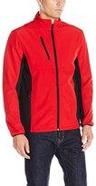 Cutter & Buck Men's Narvik Colorblock Softshell Jacket