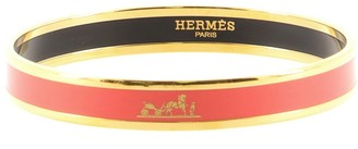 Hermes Caleche Bangle Bracelet
