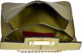 Valentino Leather Close-Up Shoulder Bag