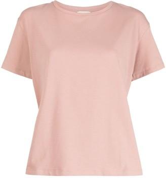 L'Autre Chose plain crew neck T-shirt