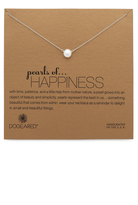 Dogeared Happiness Necklace