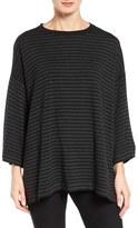 Eileen Fisher Women's Stripe Merino Wool Sweater
