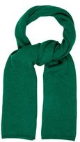 Magaschoni Green Cashmere Scarf w/ Tags