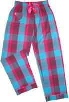Boxercraft Womens Cotton Plaid Pajama Sleep Pants