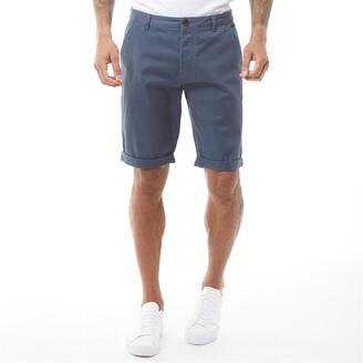 Fluid Mens Chino Shorts Petrol