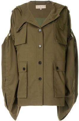 Ruban Khaki Kimono Jacket