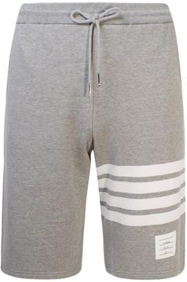 Thom Browne Grey Bermuda Shorts