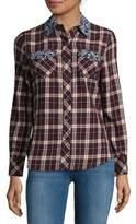 True Religion Jordan Plaid Shirt