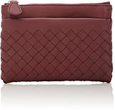 Bottega Veneta Women's Intrecciato Zip Key Case