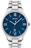 HUGO BOSS 1513487 Governor Classic, Stainless Steel Watch One Size Assorted-Pre-Pack
