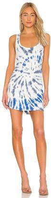 Pam & Gela Tie Dye Tank Dress