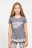 Ppla Saturday Stay Tee