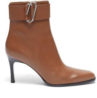 3.1 Phillip Lim 'Alix' leather ankle boots
