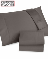 Charter Club CLOSEOUT! Damask Extra Deep Queen 4-pc Sheet Set, 500 Thread Count 100% Pima Cotton