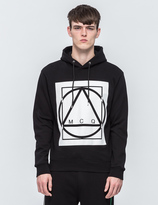 McQ by Alexander McQueen Logo Hoodie