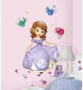 York Wallcoverings Sofia the First Peel and Stick Giant Wall Decals (Set of 23)