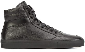 KOIO 'Primo Nero' hi-top sneakers