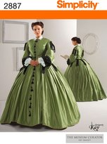 Simplicity Sewing Pattern 2887 Misses' Costumes