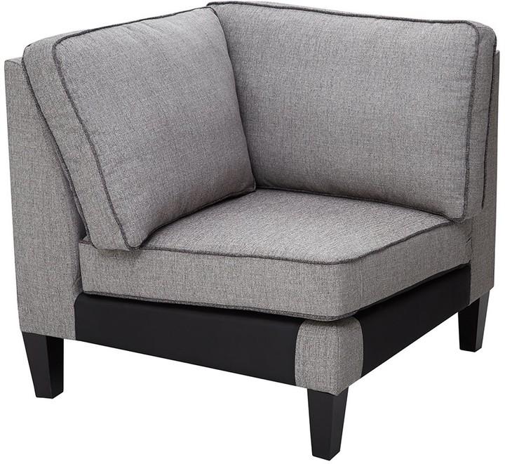 Thumbnail for your product : Madison Park Signature Gordon Modular Sofa Corner Grey See Below (MPS107-0036)