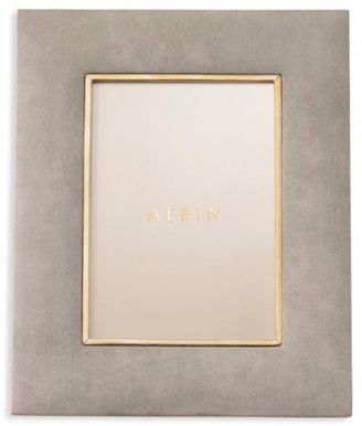 Valentina Suede Picture Frame