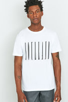 Soulland Barker White T-shirt
