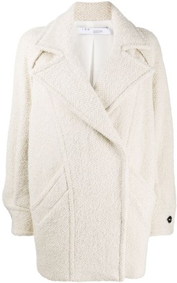 IRO Oversized Single Breasted Coat