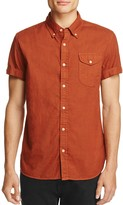 Jachs Ny Textured Slim Fit Button-Down Shirt