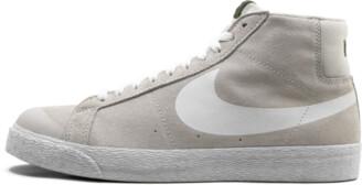 Nike SB Blazer Premium 'Orewood Brown' Shoes - Size 11.5