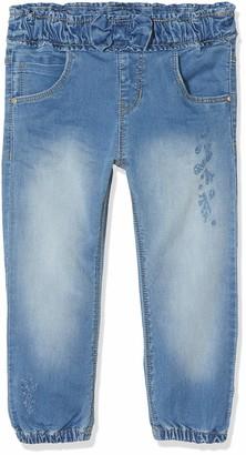 Name It Girl's Nmfbibi Dnmtabolit 2131 Pant Jeans