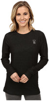 Spyder Athlete T-Hot Wool Top