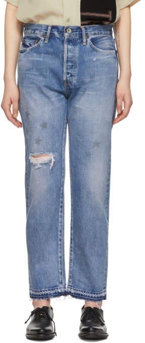 Chimala Blue Star Jeans