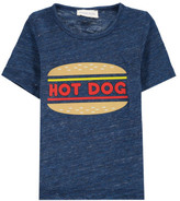 Simple Sale - Hot Dog T-Shirt with Marl