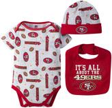 Gerber San Francisco 49ers Bodysuit Set - Infant
